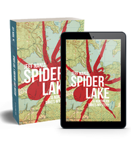 Spider Lake by Jeff Nania (book)